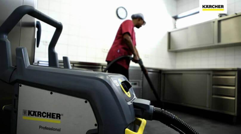 limpieza profesional vapor